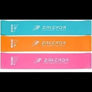 Resistance Loop Bands - Stretching, Yoga, Fitness